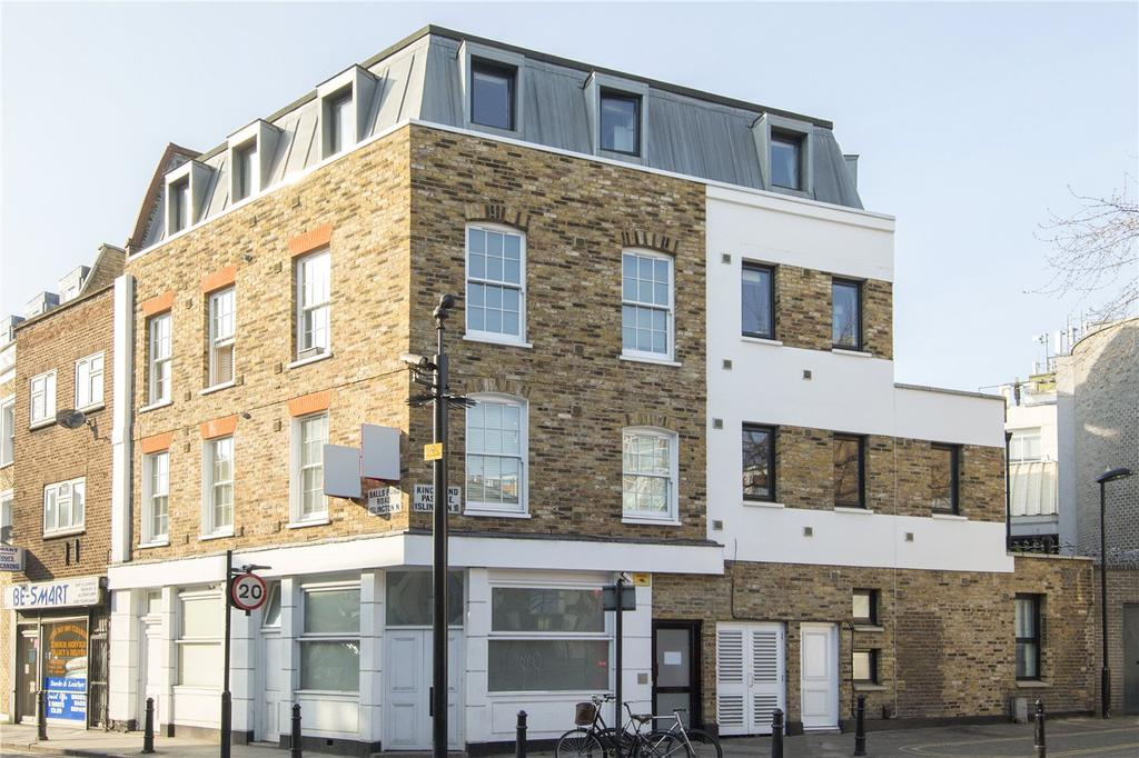 3 Bedrooms Flat for sale in Balls Pond Road, London, N1