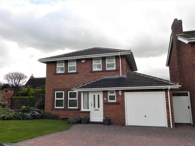 3 Bedrooms Detached House for sale in Brookhus Farm Road,Walmley,Sutton Coldfield