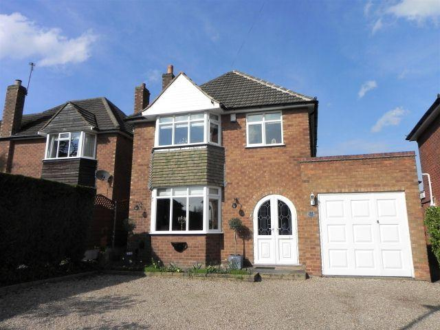3 Bedrooms Detached House for sale in St Chads Road,Sutton Coldfield,