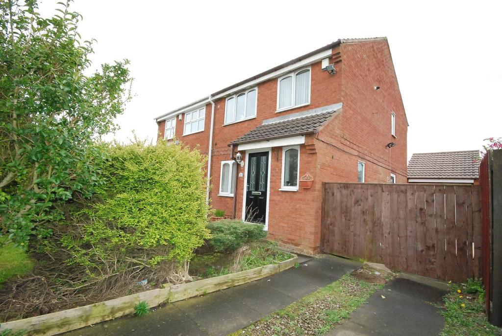 3 Bedrooms Semi Detached House for sale in Cliffside, South Shields