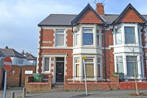 4 bedroom end of terrace house to rent - NEW ZEALAND ROAD, HEATH/GABALFA, CARDIFF