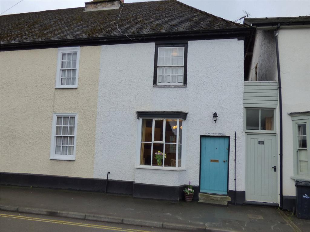 2 Bedrooms House for sale in Hereford Street, Presteigne, Powys