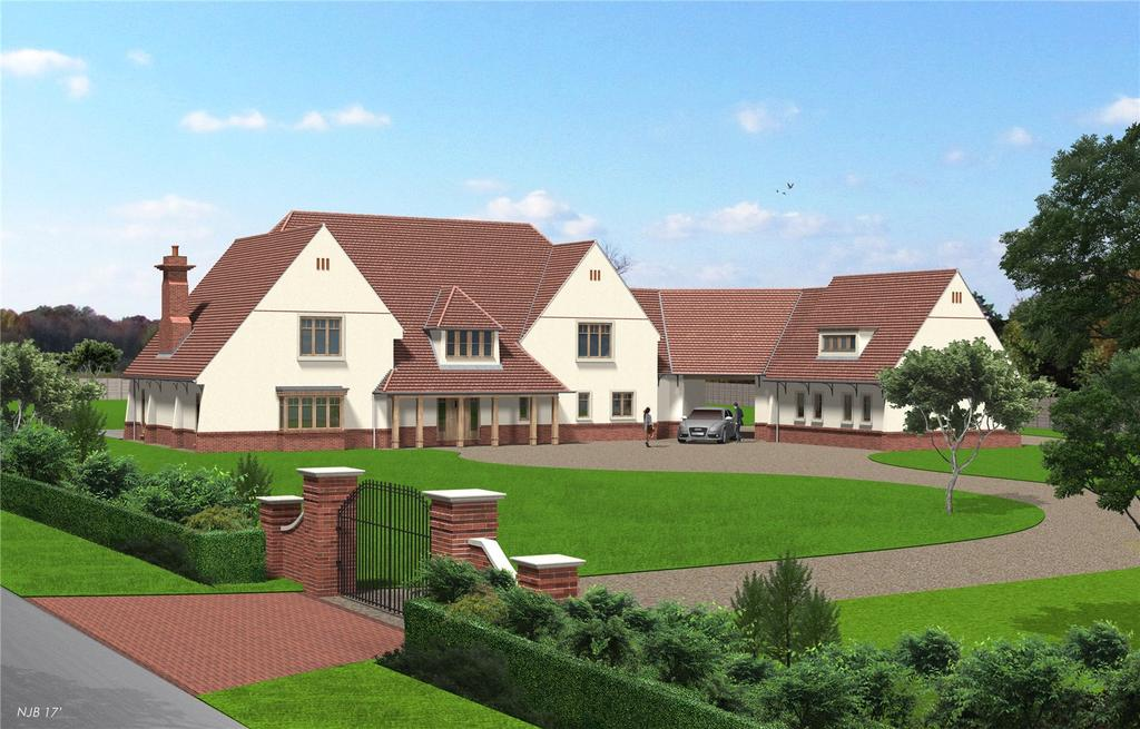 6 Bedrooms Plot Commercial for sale in Broad Lane, Swannington, Norfolk, NR9