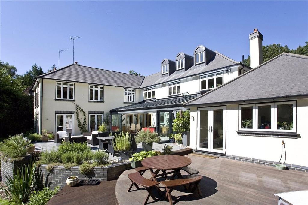 6 Bedrooms Detached House for sale in Heather Drive, Sunningdale, Berkshire, SL5