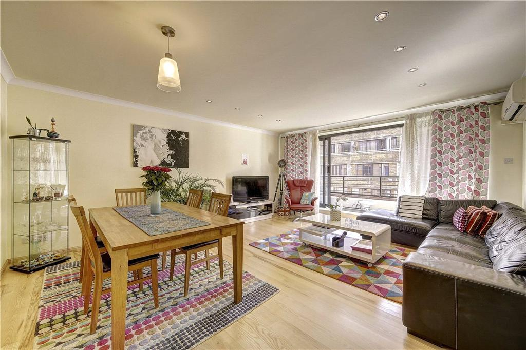 2 Bedrooms Flat for sale in Huntsmore House, Pembroke Road, Kensington, London, W8