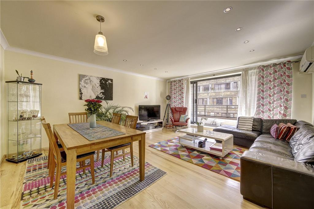 2 Bedrooms Flat for sale in Huntsmore House, Pembroke Road, Kensington, London, W8