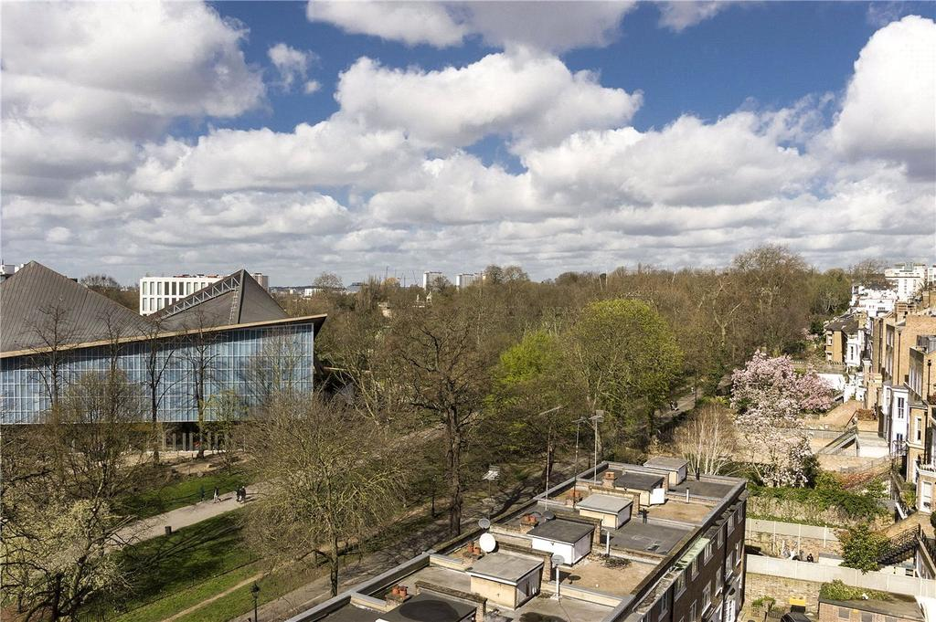 3 Bedrooms Penthouse Flat for sale in Troy Court, Kensington High Street, London, W8