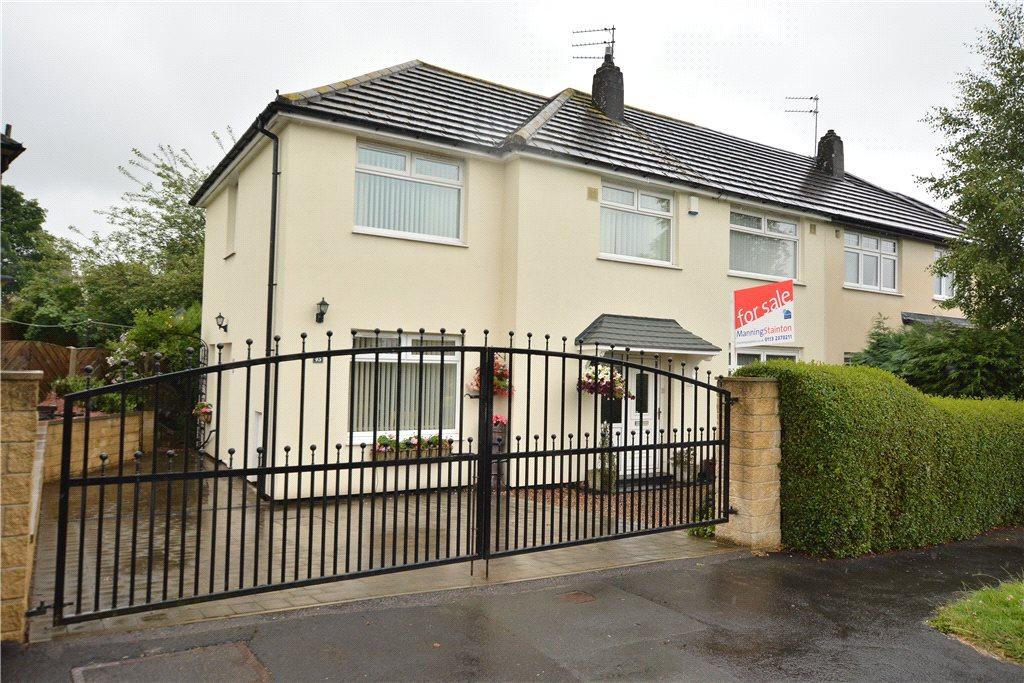 4 Bedrooms Semi Detached House for sale in Blackmoor Road, Leeds, West Yorkshire