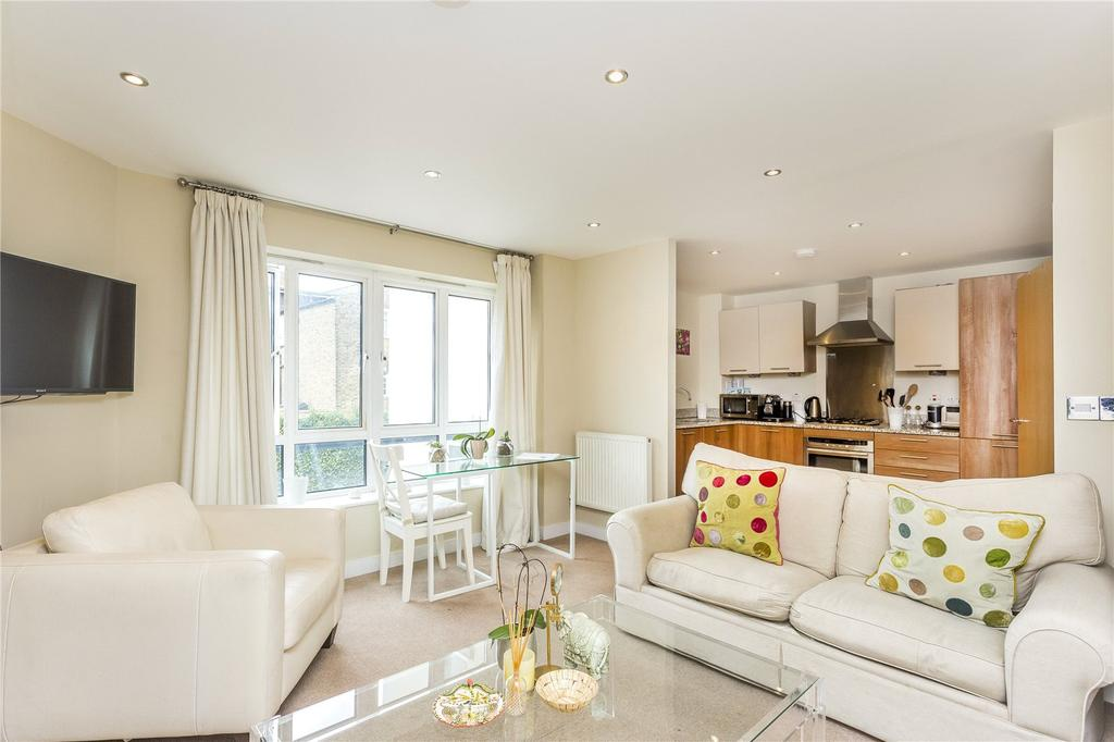 2 Bedrooms Flat for sale in O'Connors Court, 51 Kelvedon Road, London