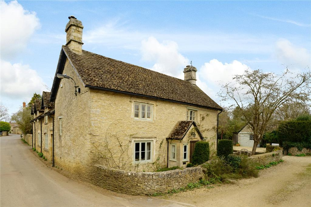 5 Bedrooms Detached House for sale in Langford, Lechlade, Gloucestershire