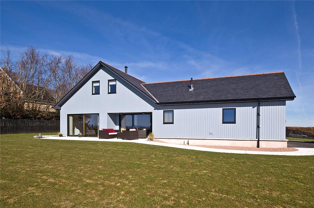 5 Bedrooms Detached House for sale in Kingsford Lodge, Daviot, Inverurie, Aberdeenshire