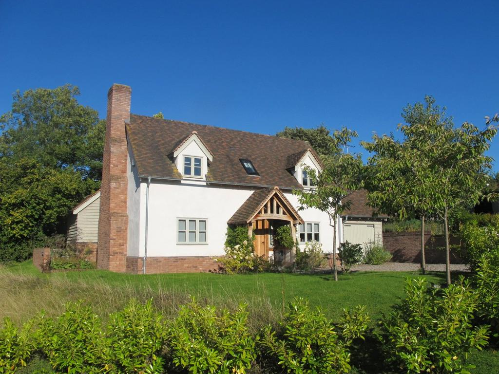 3 Bedrooms Detached House for sale in Stoke Prior, Leominster, Herefordshire