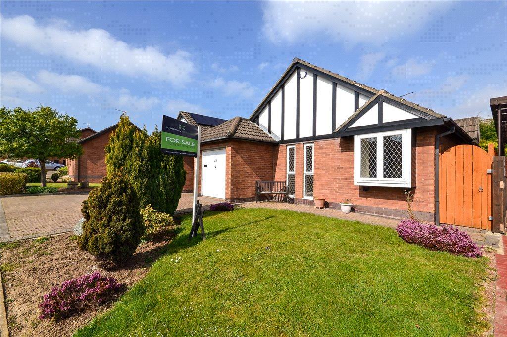 3 Bedrooms Detached Bungalow for sale in The Glebe, Norton, Stockton On Tees