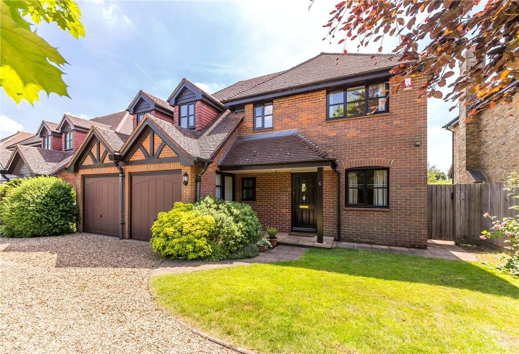 4 Bedrooms Detached House for sale in Friendless Lane, Flamstead, St. Albans, Hertfordshire