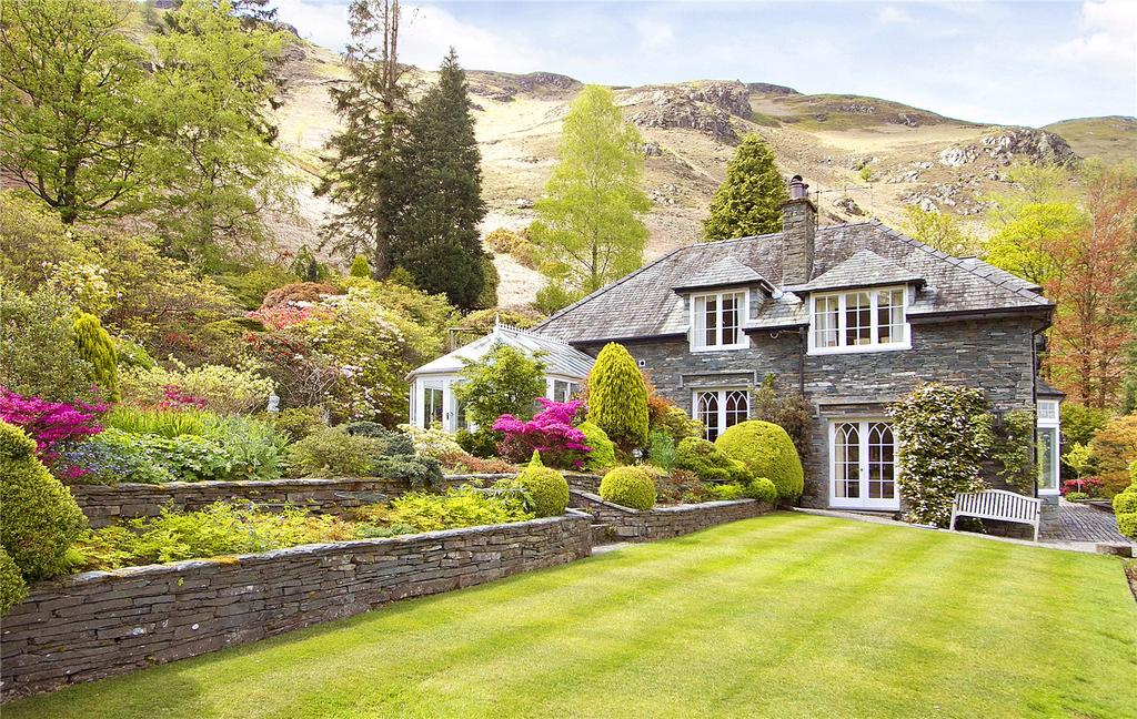 4 Bedrooms Unique Property for sale in Manesty, Keswick, Cumbria, CA12
