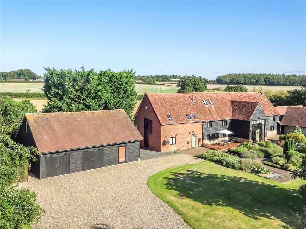 5 Bedrooms Detached House for sale in Hambleden, Henley-on-Thames, Buckinghamshire, RG9