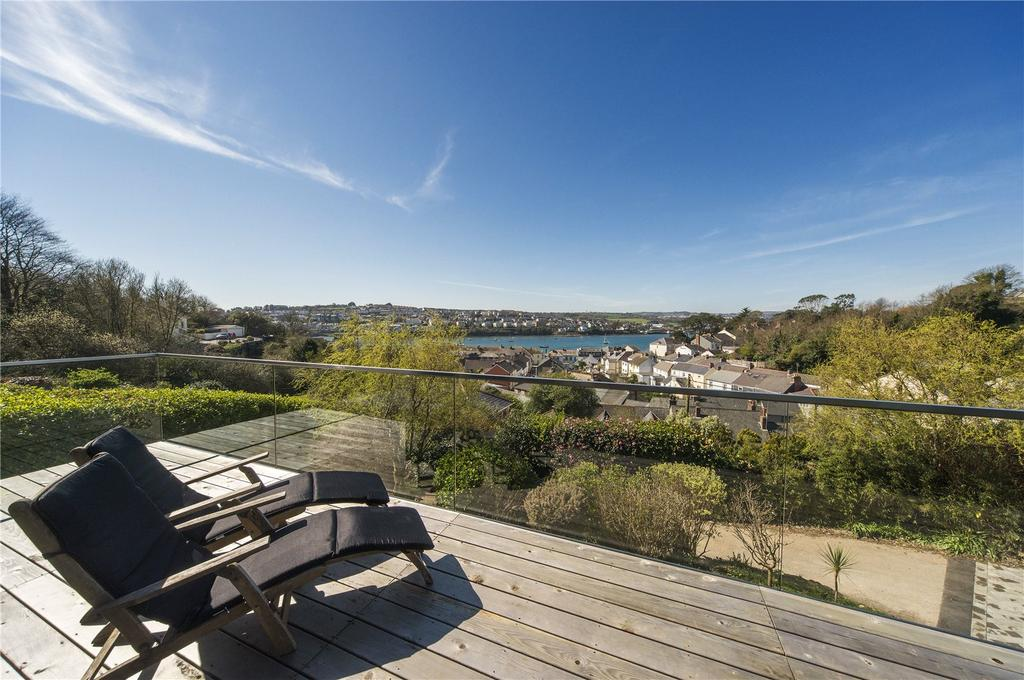 4 Bedrooms Detached House for sale in Flushing, Cornwall, TR11
