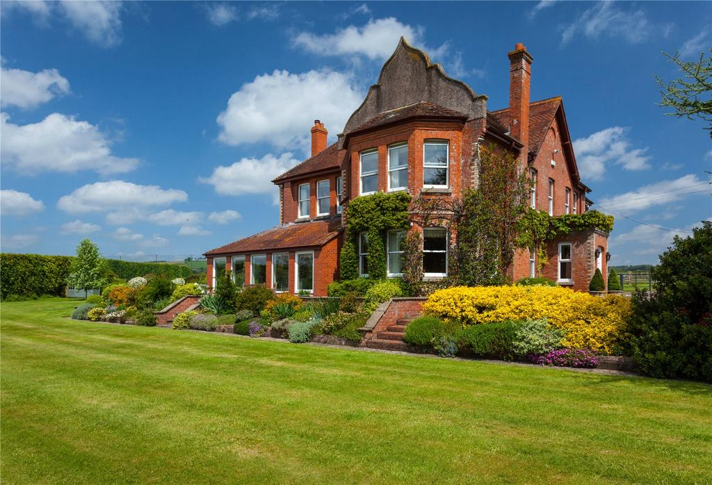 4 Bedrooms Detached House for sale in Crazelowman, Tiverton, Devon, EX16