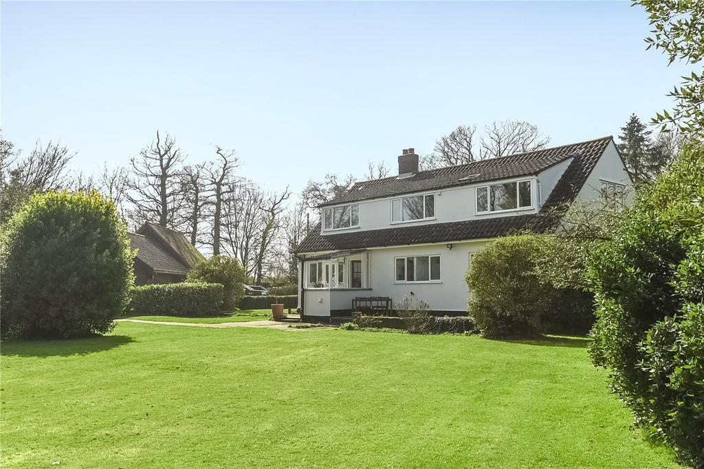 3 Bedrooms Unique Property for sale in Woodbridge Road, Debach, Woodbridge, Suffolk, IP13