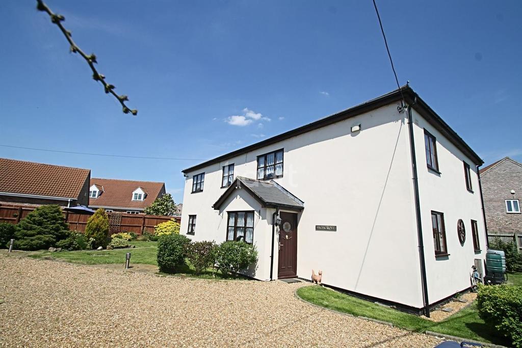 4 Bedrooms Detached House for sale in Primrose Hill, Doddington