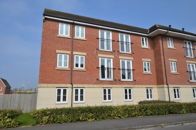 2 Bedrooms Apartment Flat for sale in Pintail Close, Scunthorpe