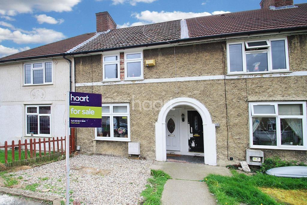2 Bedrooms Terraced House for sale in Martin Gardens