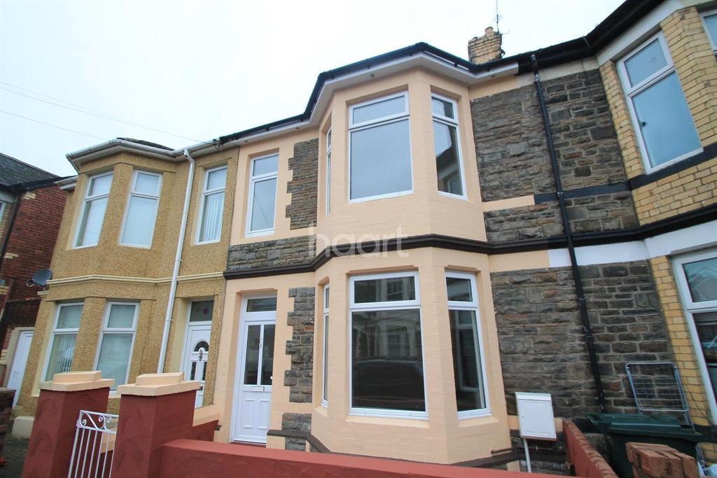 4 Bedrooms Terraced House for sale in Milman Street, Newport