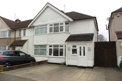 2 bedroom end of terrace house for sale - Ellington Road, Lower Feltham, TW13