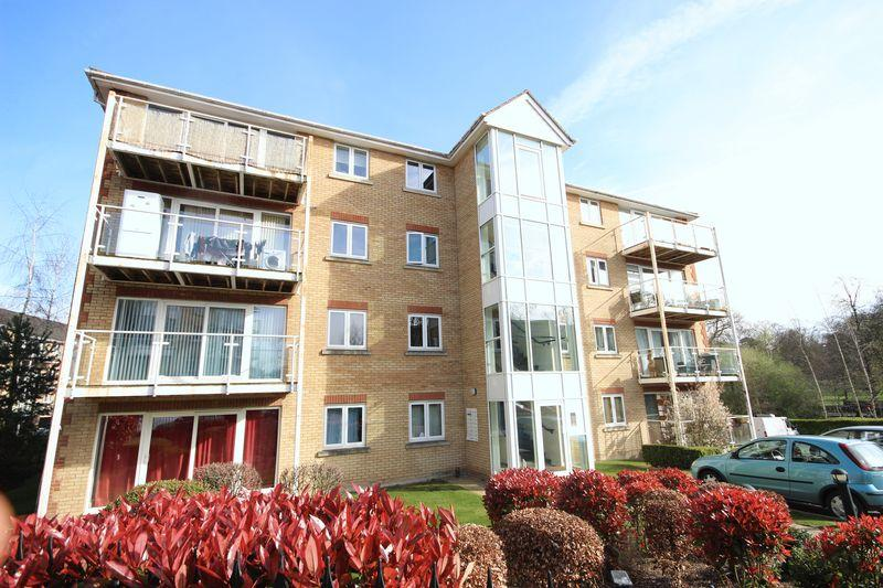 2 Bedrooms Apartment Flat for sale in Foxglove Way, Luton