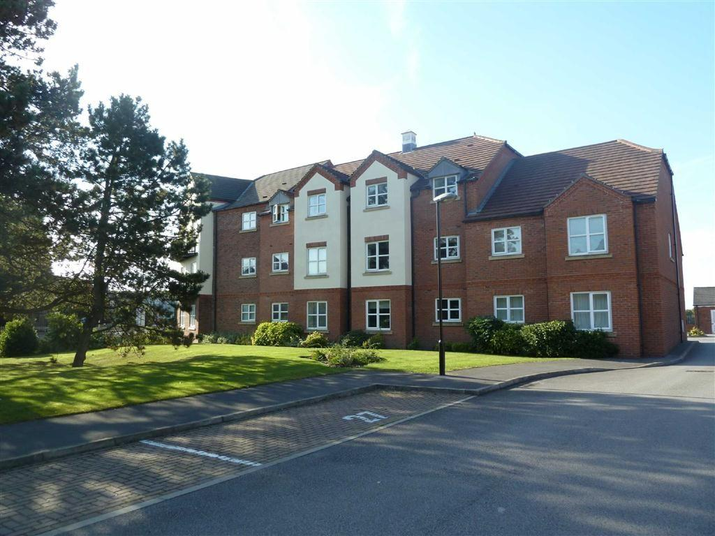 2 Bedrooms Apartment Flat for sale in Chancery Court, Brough, Brough, East Yorkshire, HU15