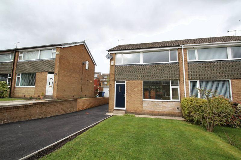 3 Bedrooms Semi Detached House for sale in Beaumont Close, Littleborough OL15 8NR