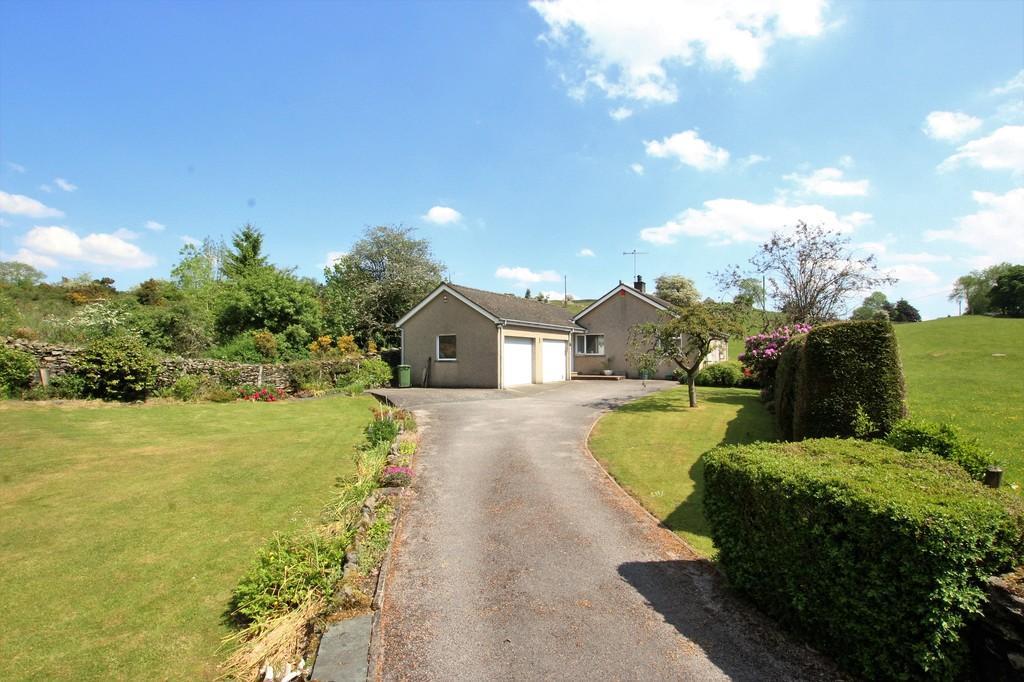 2 Bedrooms Detached Bungalow for sale in Craggside, Plantation Bridge, Kendal