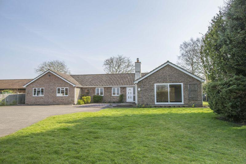 5 Bedrooms Bungalow for sale in Ixworth Road, Norton