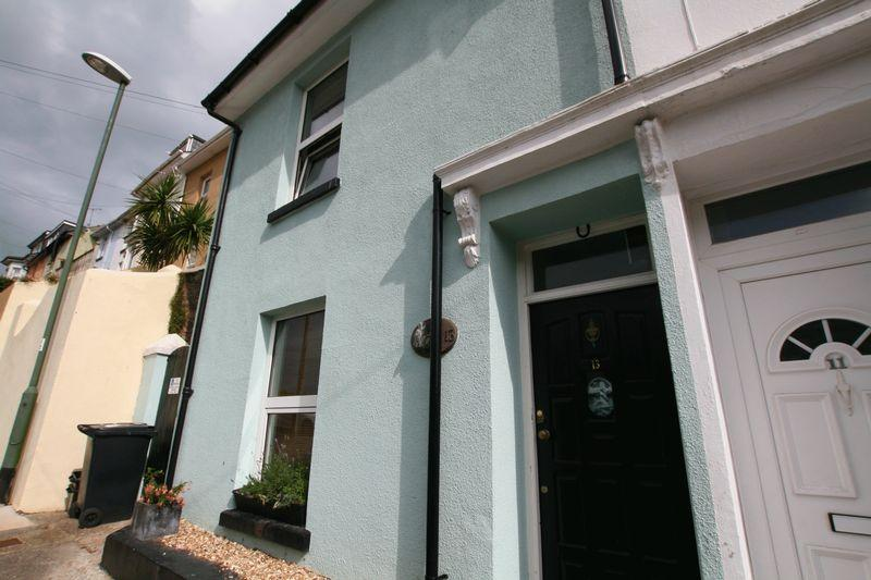 3 Bedrooms Semi Detached House for sale in Mount Pleasant Road, Brixham