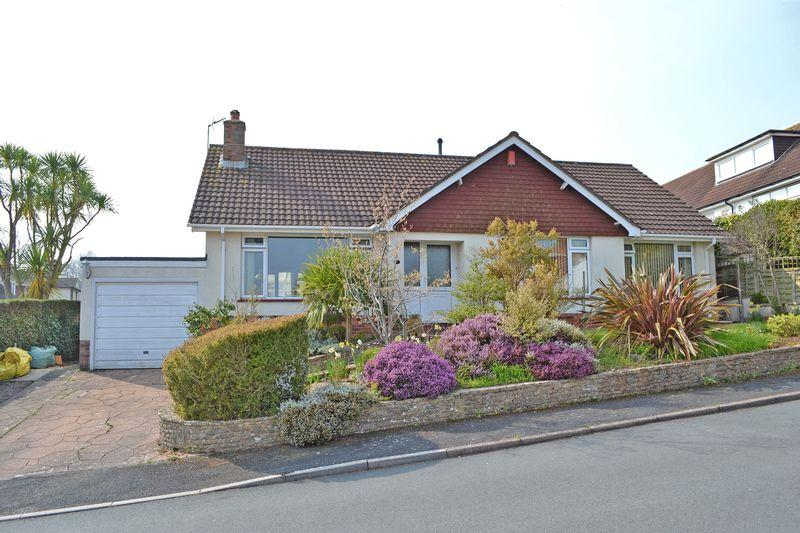 3 Bedrooms Detached Bungalow for sale in Windsor Mead, Sidford, Sidmouth