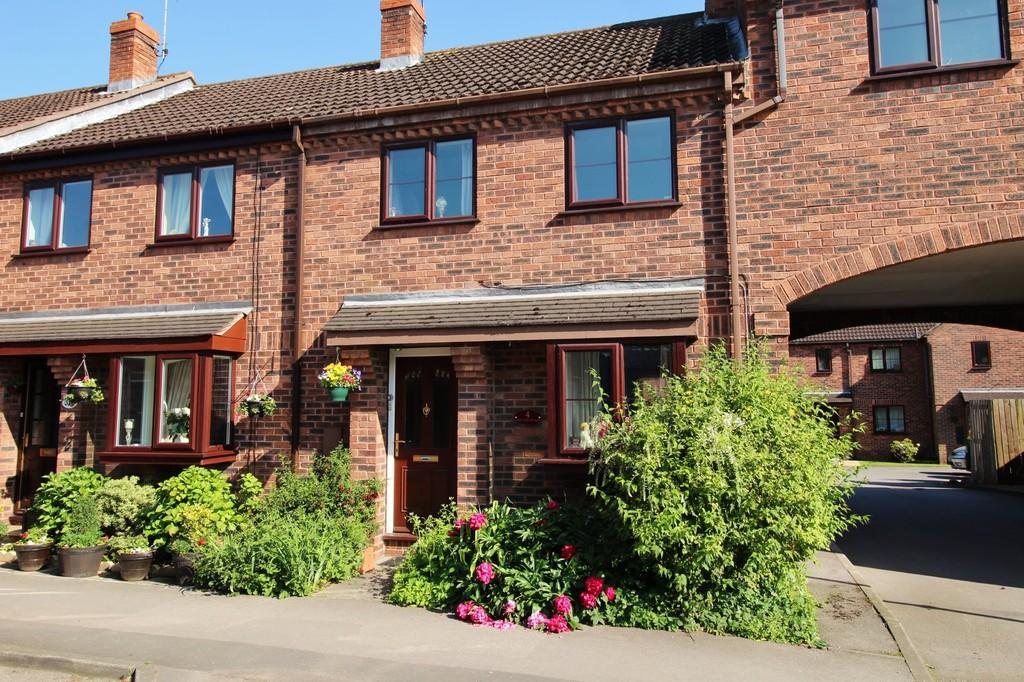 3 Bedrooms End Of Terrace House for sale in High Farm Cottages, Helperby