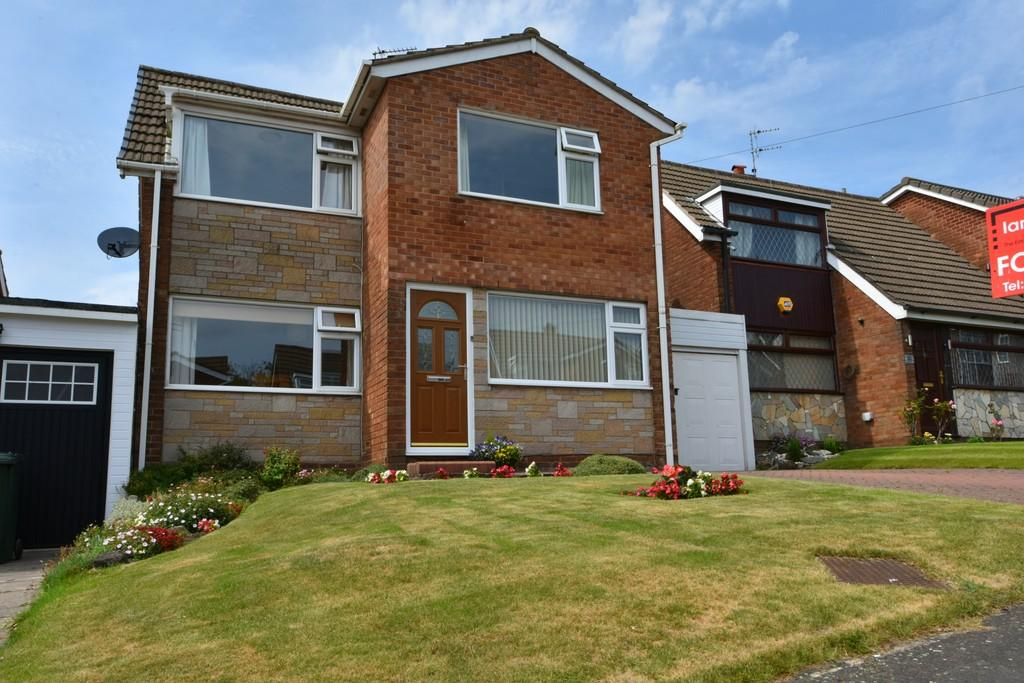 4 Bedrooms Detached House for sale in Croft Heys, Aughton