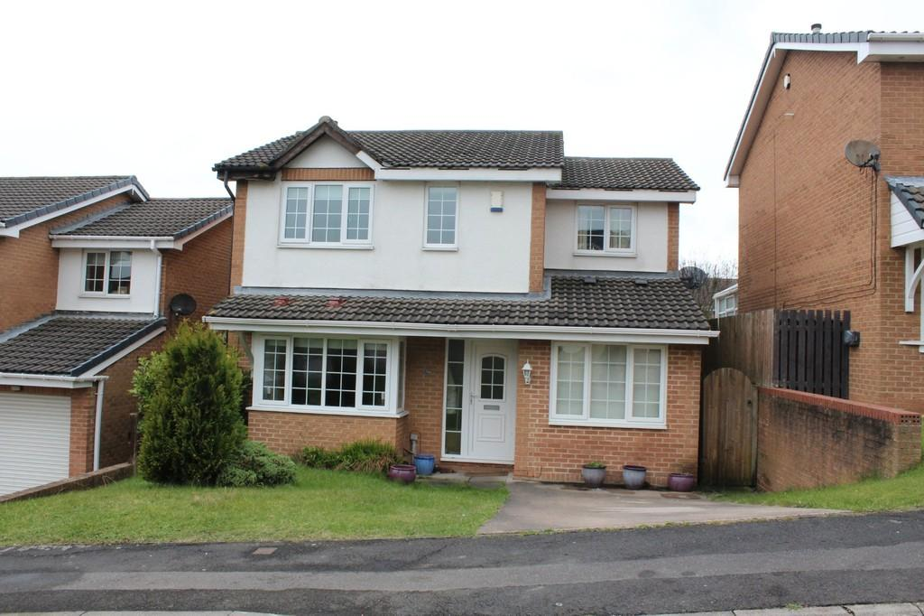 4 Bedrooms Detached House for sale in Petterson Dale, Coxhoe