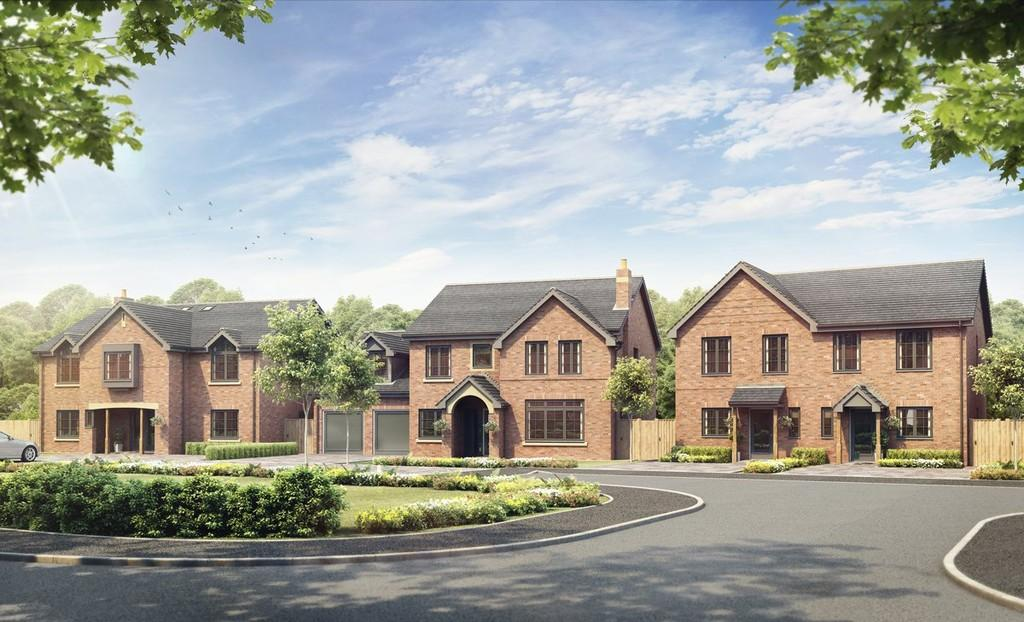 5 Bedrooms Detached House for sale in Hankelow, Cheshire