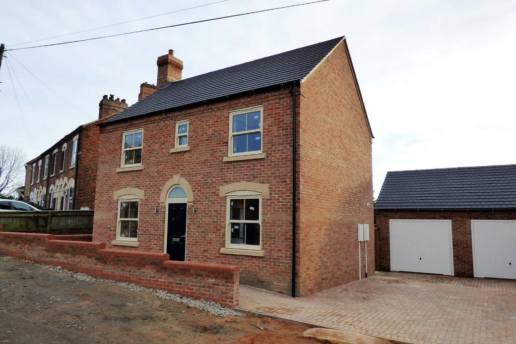 3 Bedrooms Detached House for sale in Woodview Road, Newhall