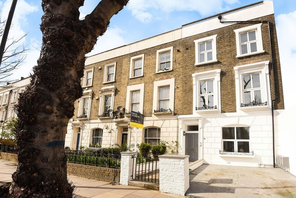 2 Bedrooms Apartment Flat for sale in Tollington Road, N7 6PD