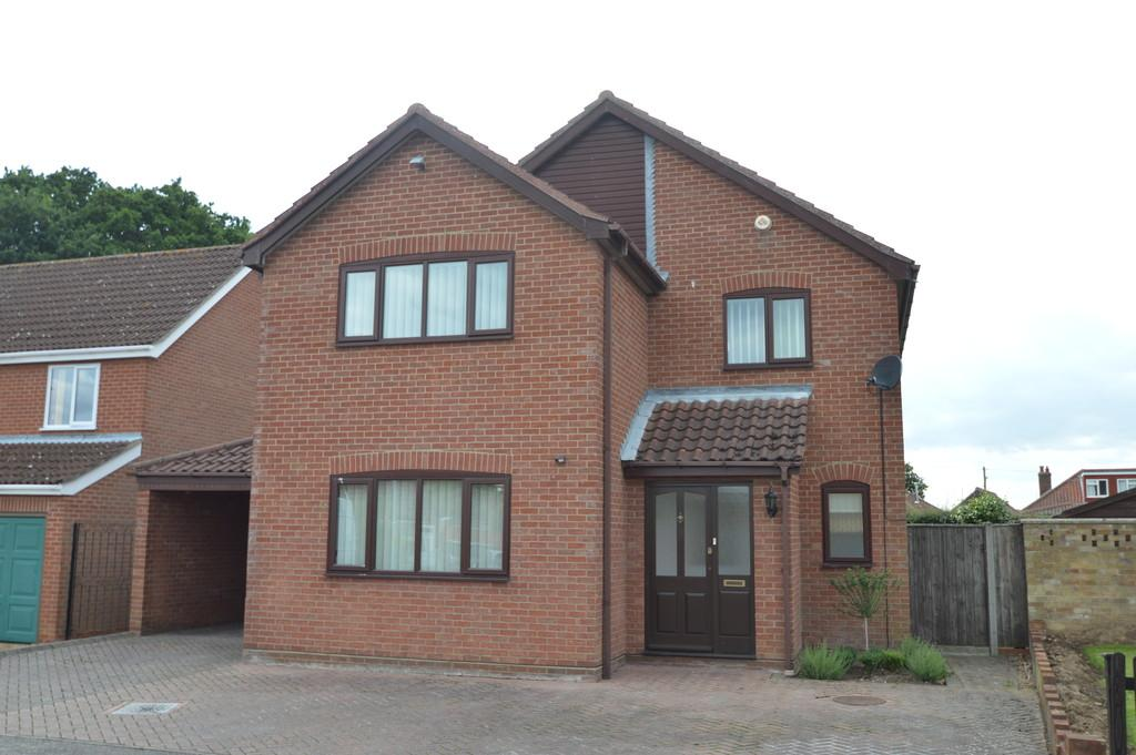 4 Bedrooms Detached House for sale in Old Catton