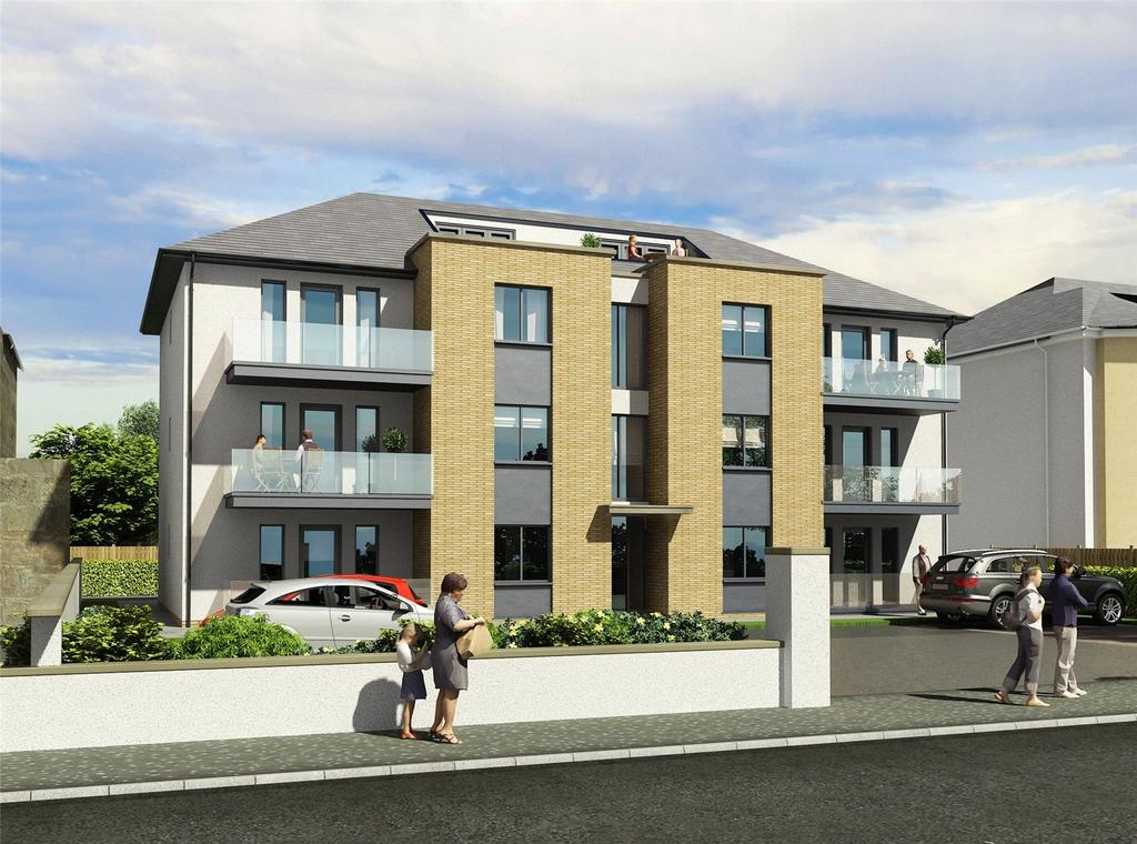2 Bedrooms Flat for sale in 0/3 North Beach, Links Road, Prestwick, Ayrshire, KA9