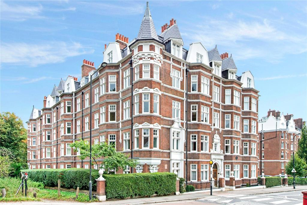 3 Bedrooms Flat for sale in The Pryors, East Heath Road, Hampstead, London, NW3