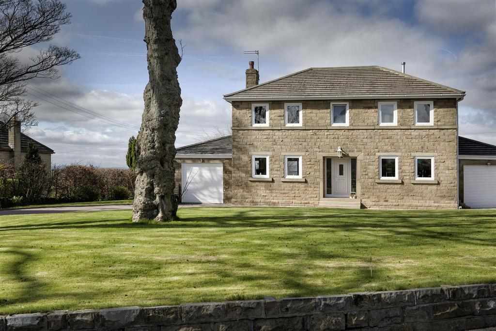 4 Bedrooms Detached House for sale in Vicarage Gardens, Birkenshaw, BD11 2EF