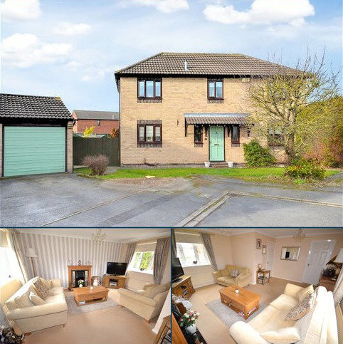 4 bedroom detached house for sale - Oughton Close, Yarm, Stockton-On-Tees