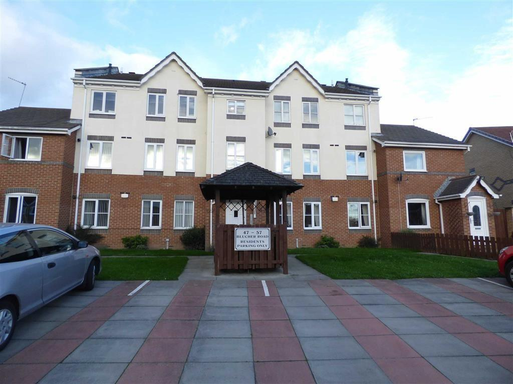 2 Bedrooms Flat for sale in Blucher Road, North Shields, Tyne And Wear