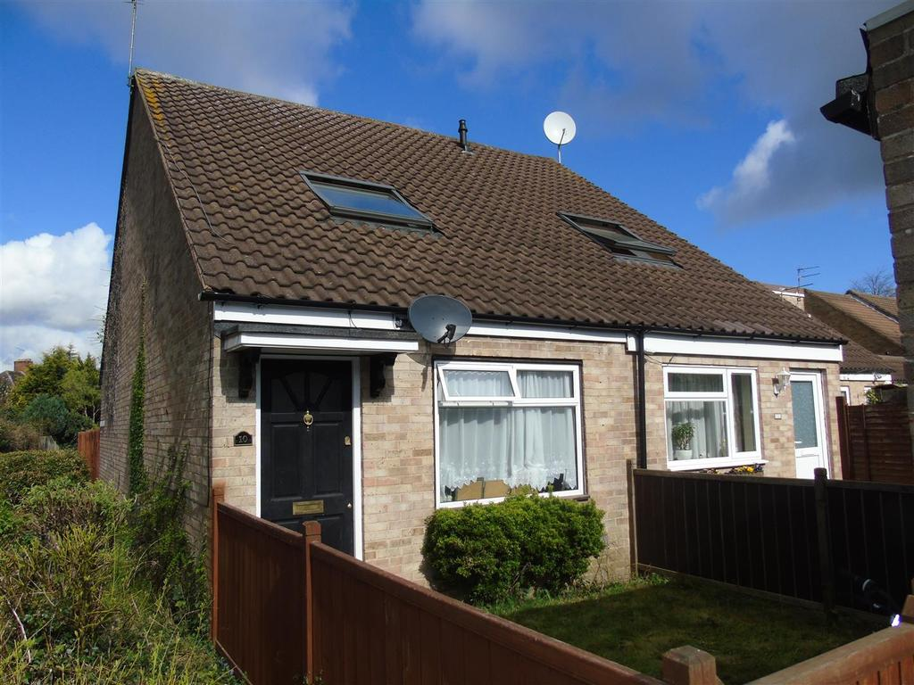 2 Bedrooms End Of Terrace House for sale in Harvest Mead, Hatfield