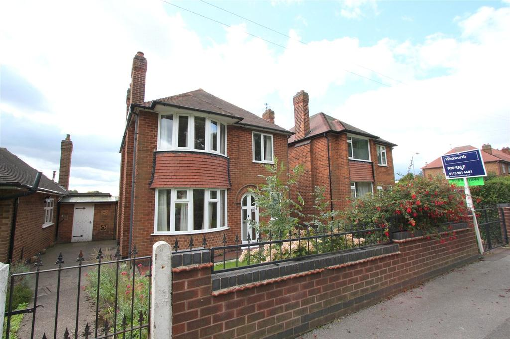 3 Bedrooms Detached House for sale in Coppice Road, Arnold, Nottingham, NG5