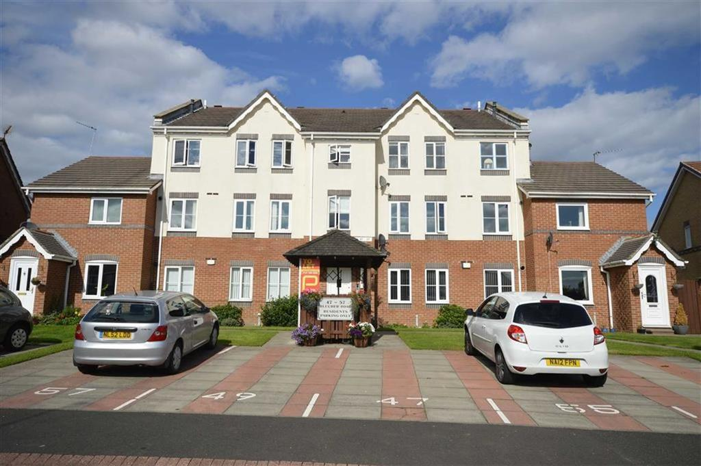 2 Bedrooms Flat for sale in Blucher Road, North Shields